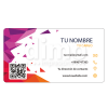 tarjetas de presentación mate y brillo UV 2